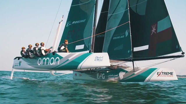 Extreme Sailing Series 2017 - Oman Air