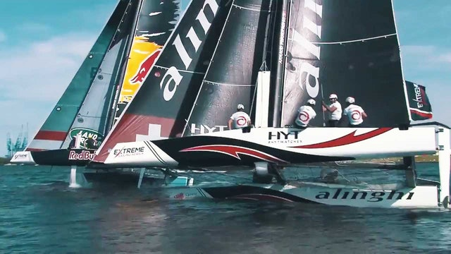 Extreme Sailing Series - Act 6, Cardiff Wrap Up