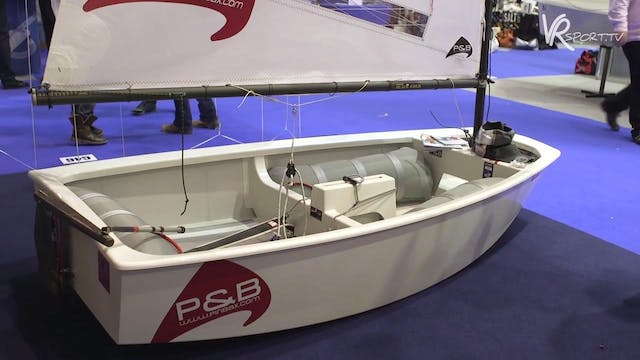 RYA Suzuki Dinghy Show 2017 - Interna...