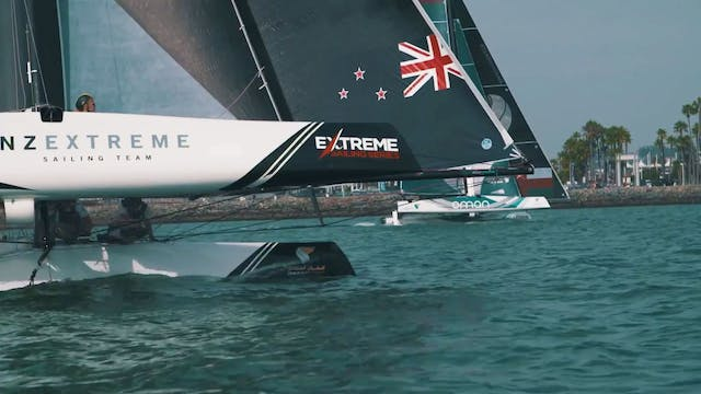 Extreme Sailing Series - Act 7, San D...
