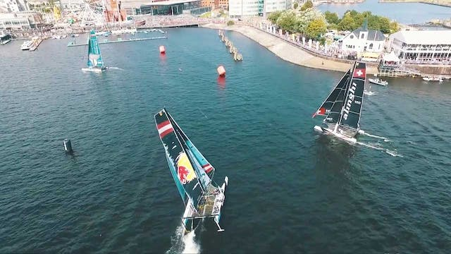 Extreme Sailing Series - Act 6, Cardi...