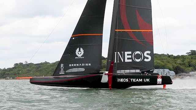 INEOS Team UK - Back On Home Waters