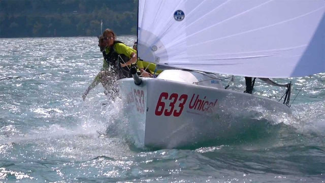 Melges 24 European Championship 2018 - Day One