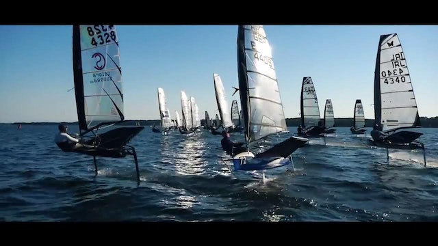 2016 Forward Sailing European Int Moth Champs Round Up