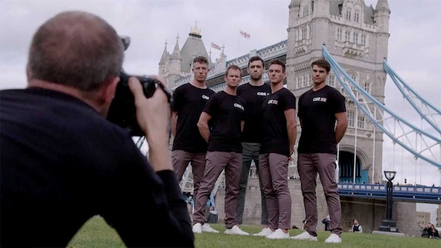 SailGP - Launch and Team Great Britain