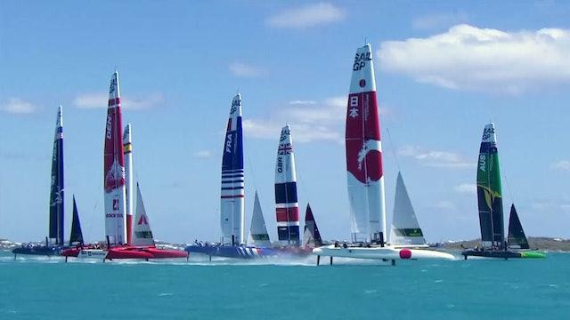 SailGP - Bermuda - Practice Race & Skippers Briefing