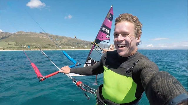 KEVLOG - Foiling with Robby Naish