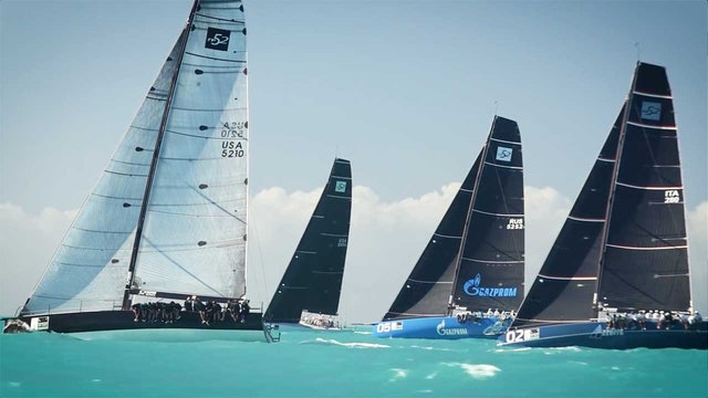 Quantum Key West 52 SUPER SERIES Sailing Week 2017 - Day Three