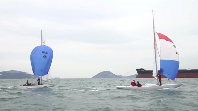 Hong Kong Dragon Class Champs 2016