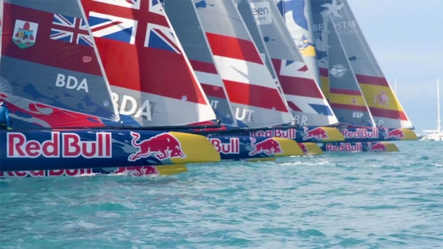 Red Bull Youth America's Cup - Qualifiers: Group B