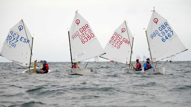 2018 Optimist British National and Open Championship - Day Two