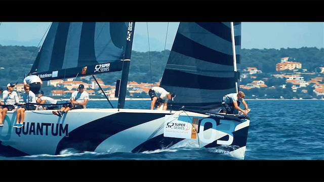 Puerto Portals 52 SUPER SERIES Sailing Week 2018 - Day One