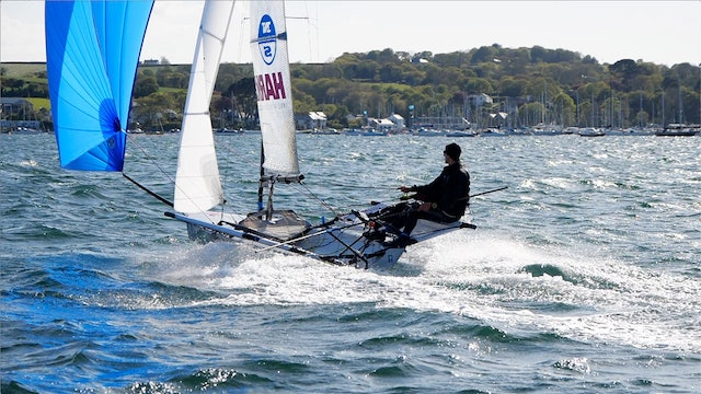 TME - B14 UK National Champs 2019 - Day One