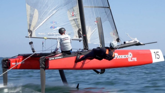 Flying Phantom Series - Baie de Quiberon - Wrap Up