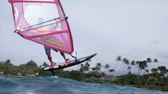 JP 2019 Windsurf Action