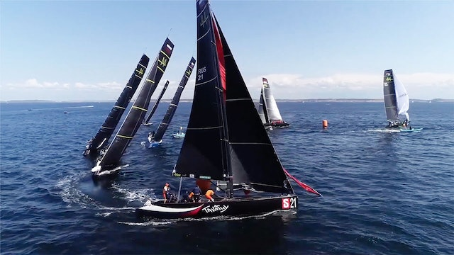 44Cup Marstrand World Championship 2019 - Day Three