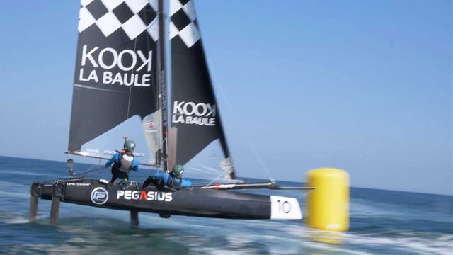 Extreme Sailing Series - 2018 Flying Phantom Series Wrap Up