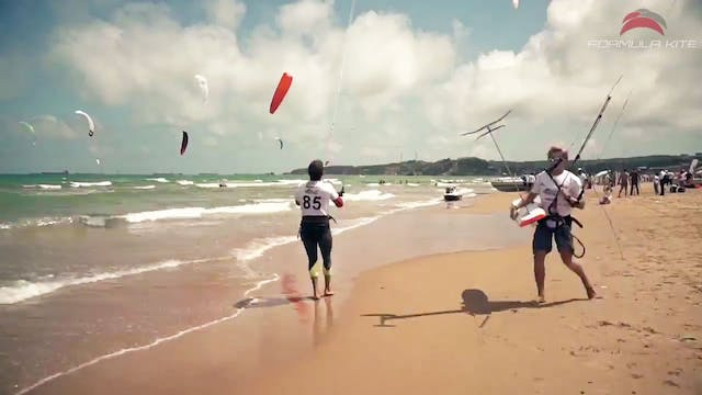 2017 Formula Kite Europeans - Day 1