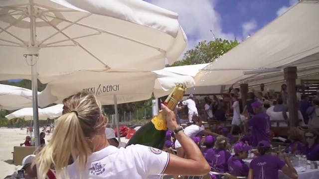 Les Voiles de St Barth 2015 - Day Off