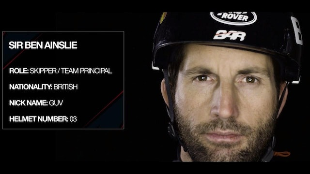Land Rover BAR - Meet The Team - Sir Ben Ainslie
