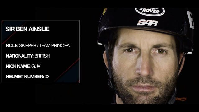 Land Rover BAR - Meet The Team - Sir ...