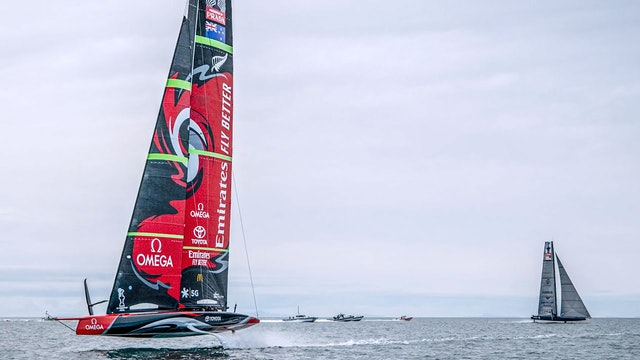 Emirates Team NZL - Preview Of Things To Come