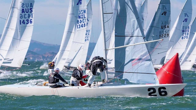 US Sailing - Peter Duncan Rolex Yachtsman of the Year 2017
