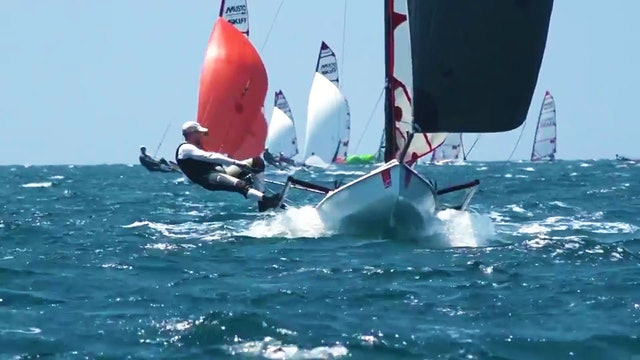 ACO Musto Skiff World Championships - Day 5