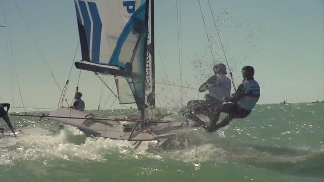 2016 49er and 49erFX World Champs Day 5