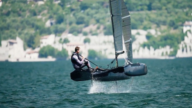 Foiling Week Garda 2019 - The Flying Mantas