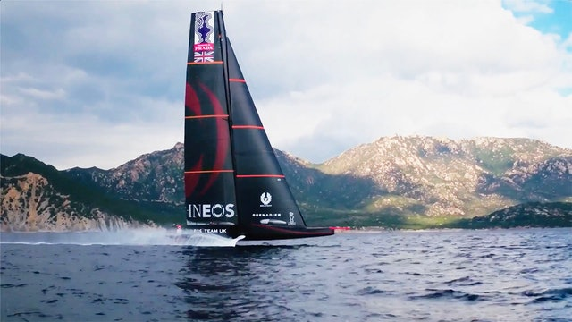 INEOS Team UK - Cagliari Winter Camp Begins