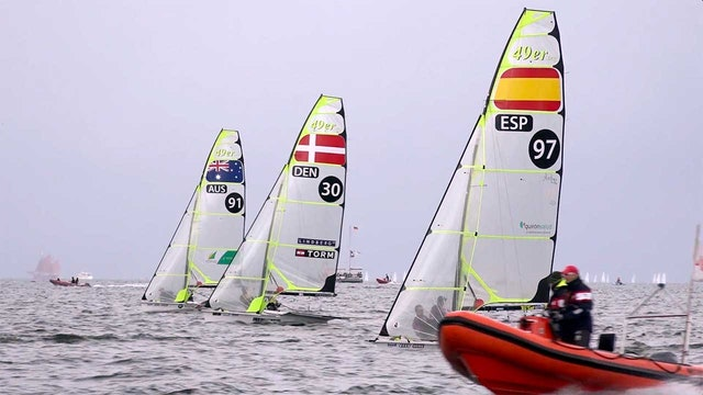 Kiel Week 2018 -  Sailing Highlights - Day 9 - Medal Races