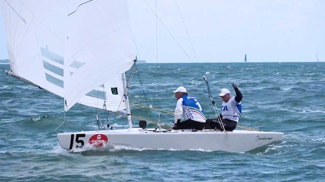 Bacardi Cup 2018 - Final Day & J70 Regatta