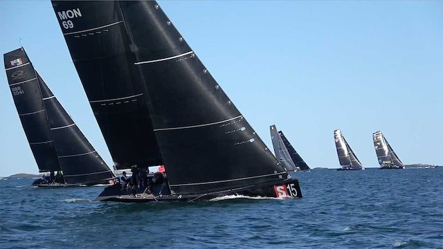 RC44 Marstrand Cup 2018 - Day Four