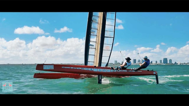 Foiling Week Miami 2018 - Day 2 & 3