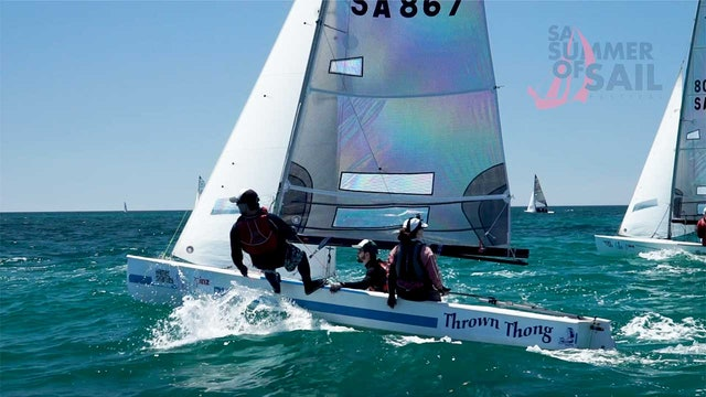 76th Australian Sharpie Nationals - Day Three