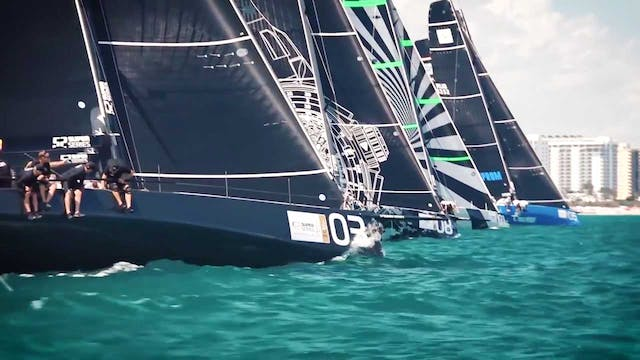 Miami 52 SUPER SERIES Royal Cup 2017 ...