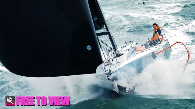 F2V - Meet The Figaro Beneteau 3