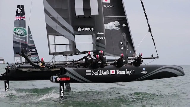 Speed Dreams - Superbike vs Americas Cup Racing