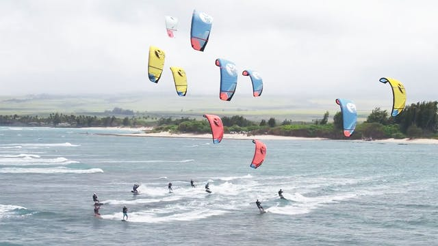 What is Kiteboarding to ME - Pete Cab...