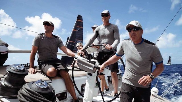 Les Voiles de Saint Barth 2018 Day 2