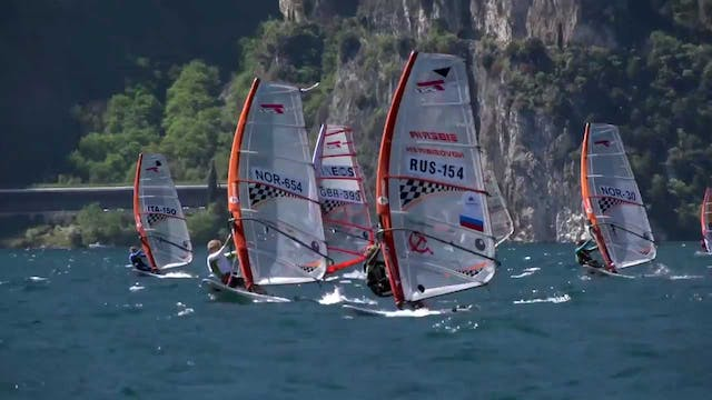 World Youth Sailing Week 2014 - Circo...