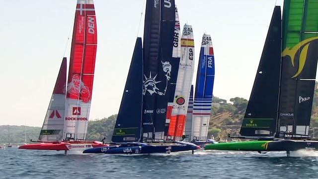 SailGP - France - Day Two
