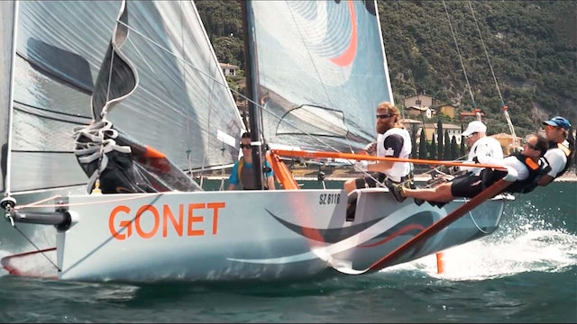 Foiling Week Isn't Just Racing
