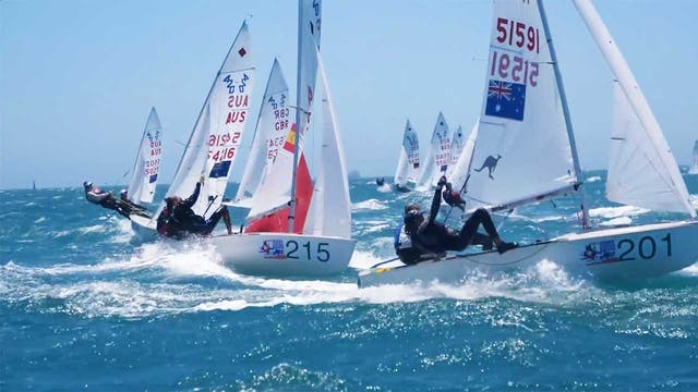 420 World Championships 2017 - Freman...