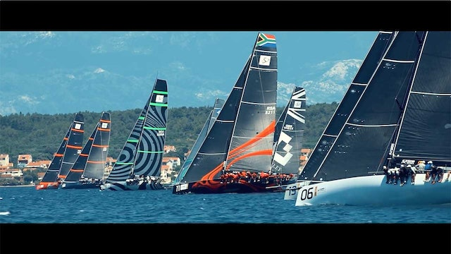 52 SUPER SERIES Zadar Royal Cup 2018 - Final Day