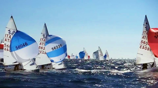 2017 Italian 420 Nationals - Day Two Highlights