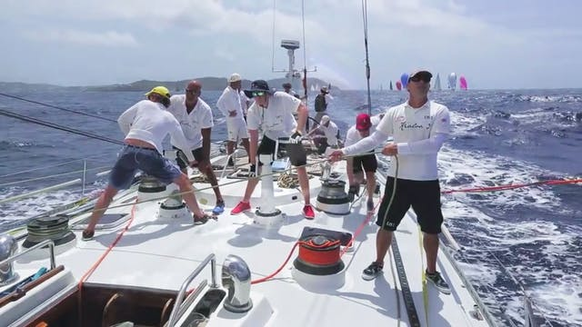 Antigua Sailing Week 2016 - Race Day 4