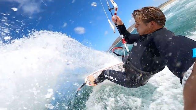 KEVVLOG - Look At Those Waves