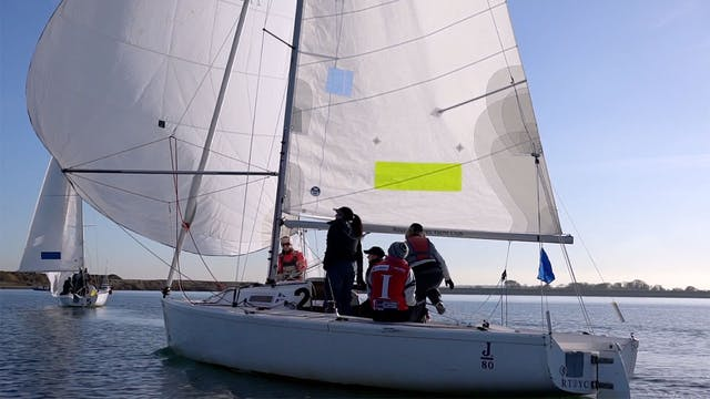 RYA National Match Racing Championshi...